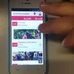 Movil aplicación