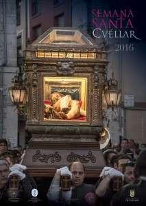 Semana Santa Cuellar 2016. CARTEL