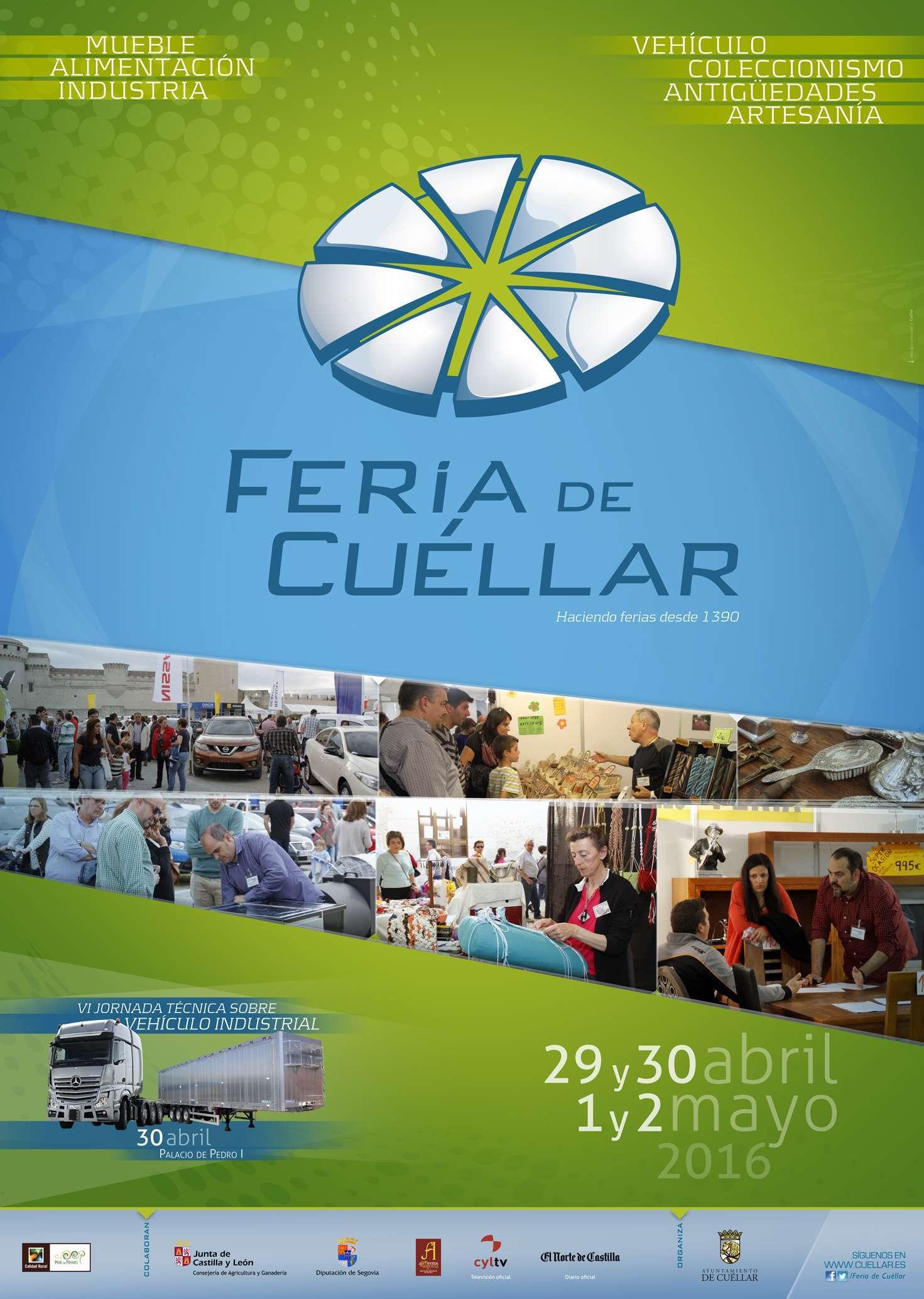 Programa De La Feria De Cu Llar 2016 Del 29 De Abril Al 2 De Mayo  # Muebles Cuellar