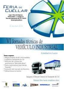 cartel Jornadas de transporte