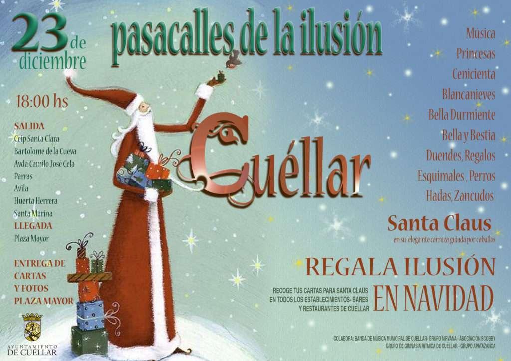 239b197e264 El 23 de Diciembre Cuéllar será una bonita Villa llena de ilusión
