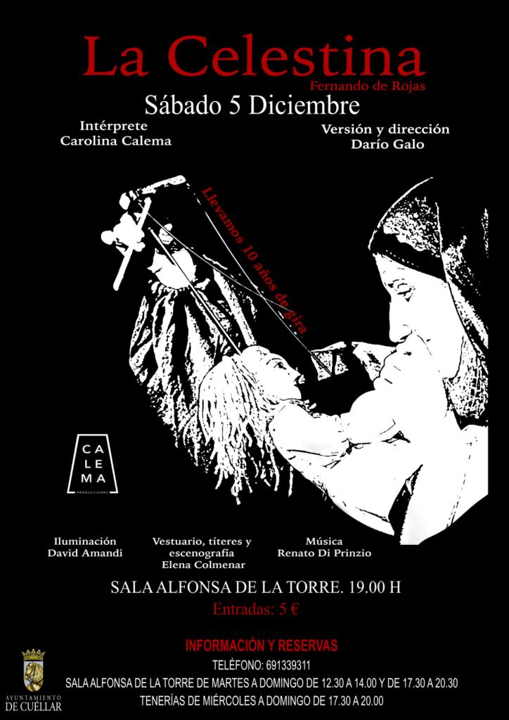 La imagen tiene un atributo ALT vacío; su nombre de archivo es CARTEL-La-celestina-724x1024.png